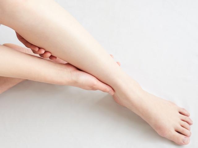 足のむくみ